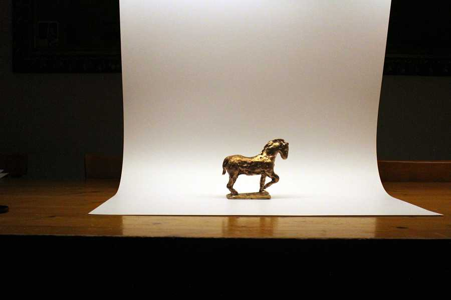 Works by Evens - foto sessie- paard